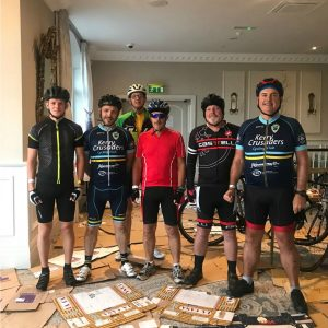 CFE Team Ring of Kerry annual cycle 2018 SQ