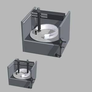 New CNC Grinder
