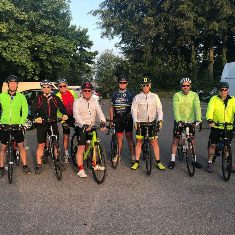 Cycle From Dieppe To Paris Cry For Hati June 2018 – WEB