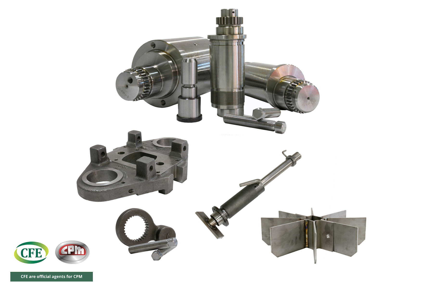 CFE Spare Parts